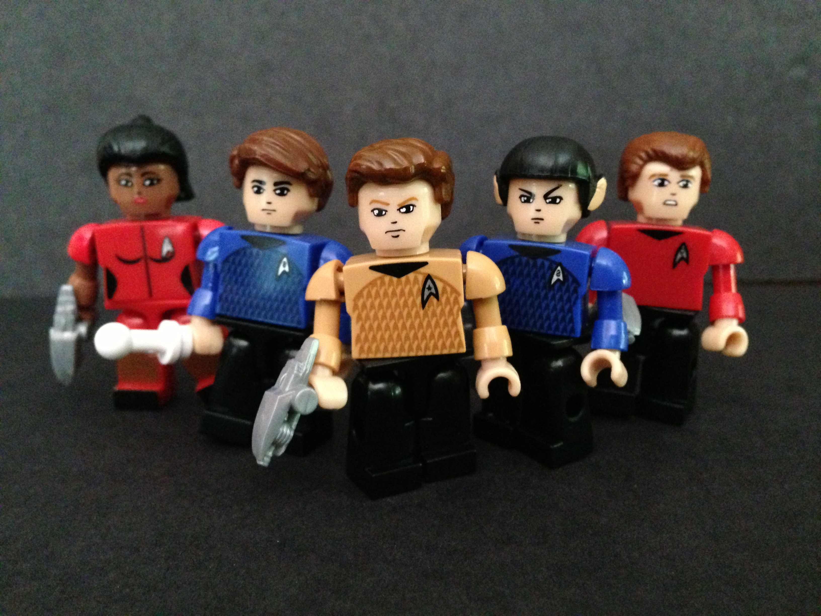 Star Trek KRE-O Construction Sets – A New Fan Goes Into Darkness